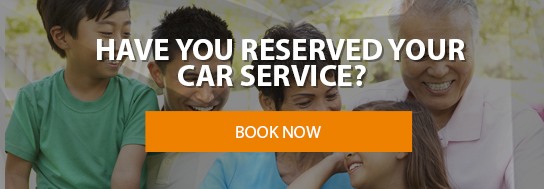 Four Reasons to Choose Our Car Service Over Rideshare Apps